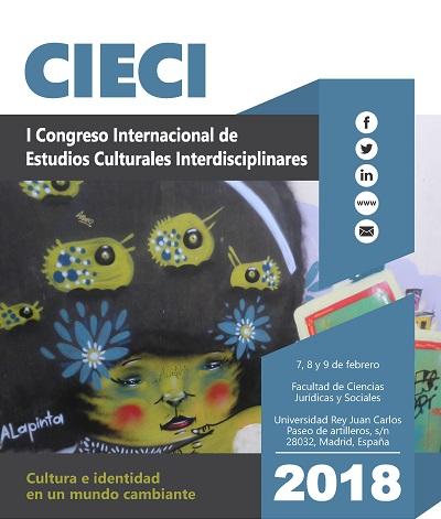 CFP: I Congreso Internacional de Estudios Culturales Interdisciplinares (CIECI), Madrid, 7-9 febrero 2018.