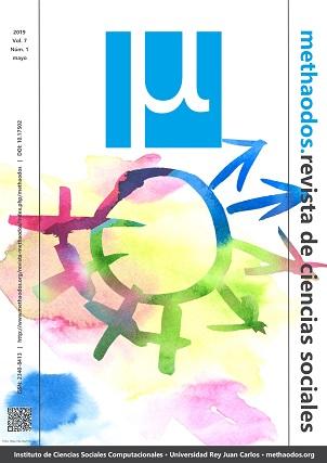 """CFP: """"Género y diversidad sexual"""", número monográfico de `methaodos. revista de ciencias sociales´."""