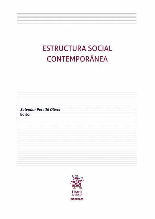 Libro de Estructura Social Contemporánea